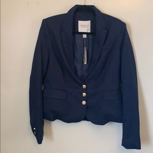 NWT Forever 21 navy jacket